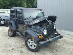 Heater Climate Temperature Control LHD With AC Fits 99-05 WRANGLER 259266
