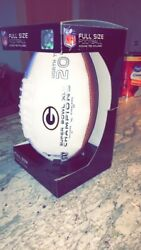 2011 Packers Steelers Super Bowl 45 Champions Full Size Football
