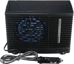 24V Portable Home Car Coolers Cooling Fan Water Ice Evaporative Air Conditioners