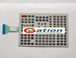 Haas Keypad, Front Panel Rubber Dual Simulator 61-0201 Cnc Mill