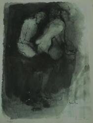 Rare Pencil Signed Lithograph From The History Of O Image 26 By Leonor Fini