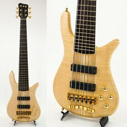 Warwick CUSTOM SHOP Streamer Stage I KID Limited 6-string Natural Oil (4819