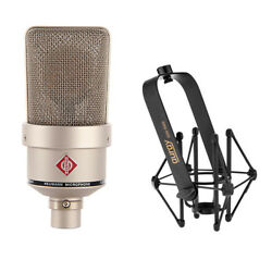 Neumann TLM 103 Large Diaphragm Condenser Microphone (Nickel) With Shockmount
