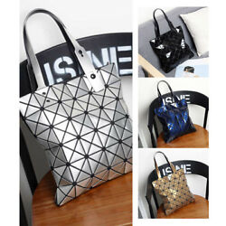 Fashion Women Bag Geometric Rhombus Ladies Bao Bao Style Design Messenge Bags US