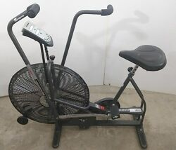 SCHWINN AIRDYNE AD4 UPRIGHT STATIONARY WIND RESISTANCE EXERCISE BIKE EXCELLENT!