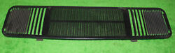 64 1965 1966 Mustang Fastback Convert Gt Shelby Orig Dash Pad Radio Vent Grille