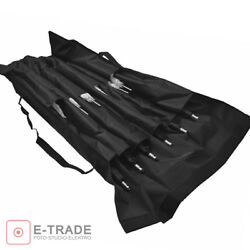Travel Studio 110cm Light Stand Carrying Bag Case For 6 Tripods And 6 Umbrella Kit