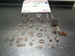 1972 72 Honda Cl100 Cl 100 Motorcycle Body Bolts Hardware Nuts Washers Bolt
