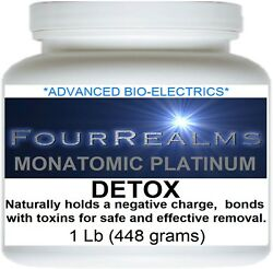 Monatomic Gold Platinum MAX High Spin ORMUS Our most POTENT Detox ! Stage 3
