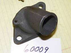 Chevrolet 1955-1956 Nos Accurate Goose Neck Water Outlet 60009 Repl 3836130