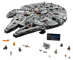 Lego Star Wars Millennium Falcon 75192 Ultimate Collectors Series Ucs New Sealed