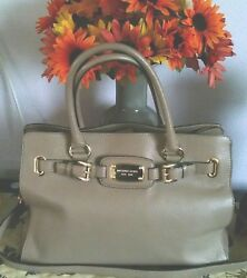 Women's X-Large Pewter Leather