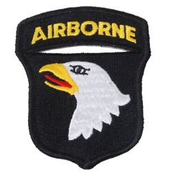 Army Patches Military Sew On Airborne Eagle Nato Tiger Us Forces Uniform Badges