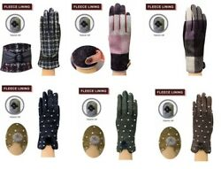 Touchscreen Finger Tip Winter Gloves Tablet Pad Smart Cell Phone Compatible