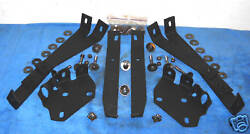 1960 Lincoln Hardtop Premiere Continental Convertible Orig Front Bumper Brackets