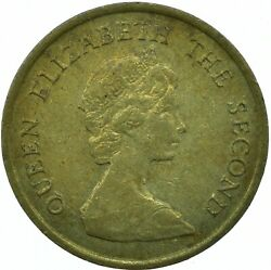 Hong Kong - 10 Cents / Elizabeth Ii. /choose Your Date One Coin/buy