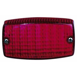 Peterson Manufacturing V306r Surface-mount Rear Turn Signal Light Red