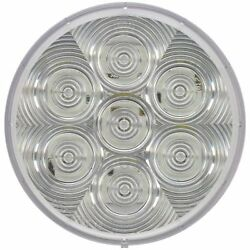 Peterson Manufacturing 817c-7 Grommet Mount Lumenx 4 Round Led Back-up Light