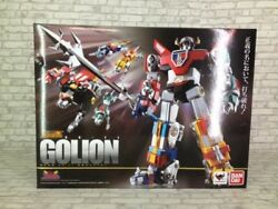 BANDAI Soul of Chobokin GX-71 Beast King GOLION Action Figure NEW from Japan FS