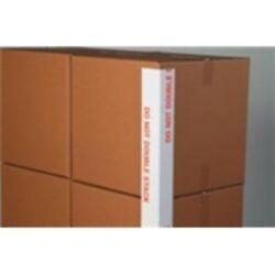 3200 - 3 x 3 x 36 .160 Do Not Double Stack Printed Edge Protector