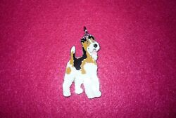 WIRE HAIRED FOX TERRIER PENDANT