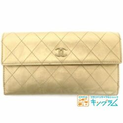 Chanel System For Women Leather Wallet Ju (37438