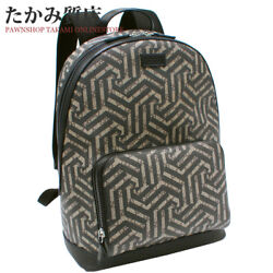 Gucci Backpack Gg Kaleidoscope Pvc Canvas 406370 (15101