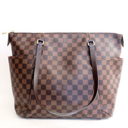 Almost Brand New Louis Vuitton Totally Mm Damier N41281 Women'S Tote Bag (118038