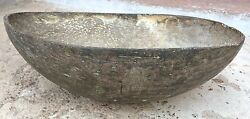 Old Early Original Coco-de-mer Seed Islamic Priestand039s Bowl