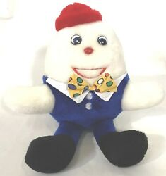 Humpty Dumpty Potato Chip Company Advertising Giveaway Plush Stuffed Toy 90s