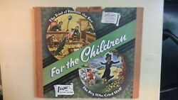 Vogue Records For Children Trial Of The Bumble,the Bee 2-record Box Set 1078rpm