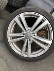 18andrdquo Genuine Audi S3 A3 Alloys And Tyres Set Of 4 And Volkswagen /seat