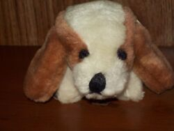 HUSH PUPPIES Clothes for Kids~Advertising Plush Brown&White~3 12