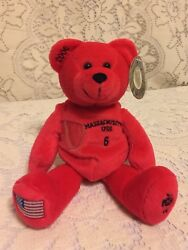 Toys The Authentic Collectible Quarter Bears - 2000 Massachusetts 1788