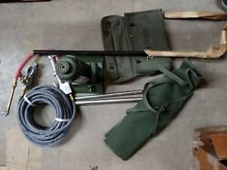M35a2 2.5 Ton Jack Kit Gage And Hose Assembly Tire Repair 5715789 Military Jack