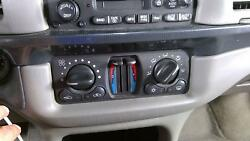 04 05 Chevy Impala Climate Control Assembly (Dual Zone)