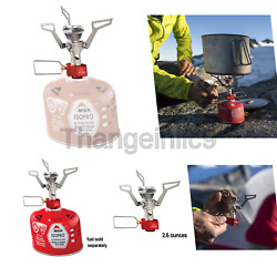 MSR PocketRocket 2 Ultralight Backpacking Camping and Travel Stove 1-(Pack)