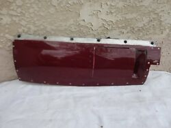 Cessna 340a And Other Twins R/h Eng Inboard Lower W/ Exhaust Cowl Door