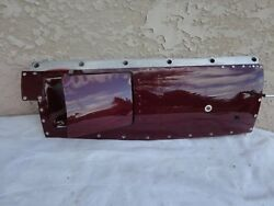 Cessna 340a And Other Twins L/h Inboard Lower Cowl W/exhaust Cowl Flap