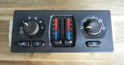 Chevy Truck AC Heater Climate Control 03-04 15136889 Tahoe Yukon  J1818889