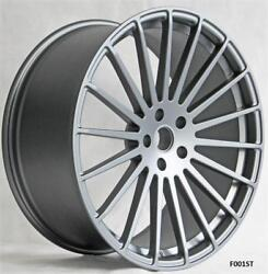 22and039and039 Forged Wheels For Tesla Model S 100d 75d P100d Staggered 22x9/22x10