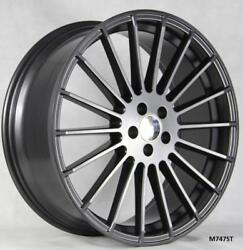 22'' Wheels For Bentley Flying Spur 2006 And Up Staggered 22x9/10