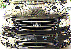 F-150 Ram Air Hood Ss With Air Duct