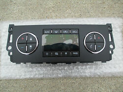 07 - 11 GMC SIERRA 1500 2500HD 3500HD AC HEATER CLIMATE TEMPERATURE CONTROL NEW