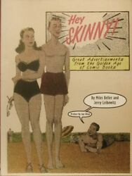 Hey Skinny Great Ads From The Golden Age Of Comic Books - Sc 1st Print 1995