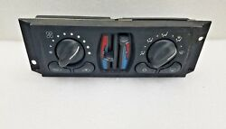 2004 2005 Chevy Impala Monte Carlo Heater AC Climate Control 15217881  10352729