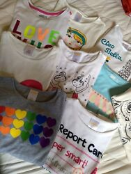 Toddler Girls Size 4  Clothing Lot Gymboree Carter's JCPenney Brand's crazy8 EUC