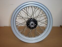 70and039s Triumph 650 Stock Powdered Coated Rear Hub