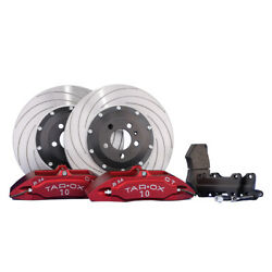 Vw Golf Mk4 Tarox Sport Front Big Brake Kit Upgrade With 305mm Discs And Pads