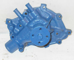 1968 1969 Ford Mustang Gt Mach 1 Shelby Torino Cougar Orig 302 351w Water Pump